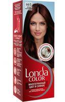 """Крем-краска для волос """"LondaColor"""" (тон: 44, светло-каштановый)"""