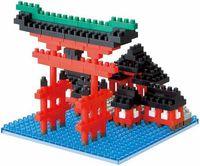 """Конструктор """"Храм Ицукусима"""" (340 деталей)"""