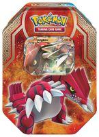 Pokemon XY. Граудон (Коллекционный набор)