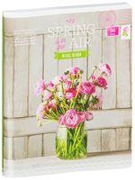 """Тетрадь общая в клетку """"Spring is in the Air"""" (96 листов; в ассортименте)"""