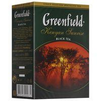 """Чай черный листовой """"Greenfield. Kenyan Sunrise"""" (100 г)"""