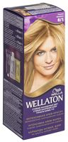 """Крем-краска для волос """"Wellaton. Интенсивная"""" тон: 8/1, ракушка"""