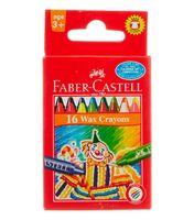 """Восковые карандаши Faber-Castell """"Клоун"""" (16 цветов; картонная коробка)"""