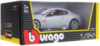 "Модель машины ""Bburago. Maserati Gran Turismo"" (масштаб: 1/24)"