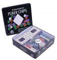 """Набор для покера """"Holdem Light"""" (100 фишек)"""