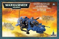 Warhammer 40.000. Space Marines. Land Speeder Storm (48-35)
