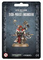 Warhammer 40.000. Astra Militarum. Tech-Priest Enginseer (47-27)