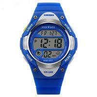Часы наручные (синие; арт. 1077)