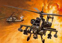 "Вертолет ""AH-64 Apache"" (масштаб: 1/48)"