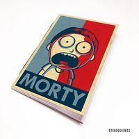 """Блокнот """"Рик и Морти"""" (А7; арт. 652)"""