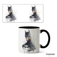 """Кружка """"Бэтмен"""" (699, черная)"""