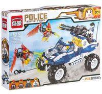 """Конструктор """"Police. Полицейский внедорожник"""" (356 деталей)"""