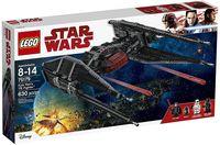"""LEGO Star Wars """"Истребитель СИД Кайло Рена"""""""