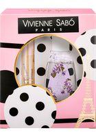 """Подарочный набор """"Vivienne Sabo"""" (тушь для ресниц """"Cabaret Premiere"""", жидкость для снятия макияжа)"""