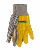 Перчатки текстильные для садовых работ (1 пара; арт. 0751096F)