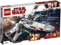 "LEGO Star Wars ""Звёздный истребитель типа Х"""
