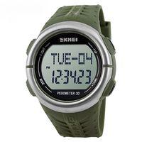 Часы наручные (зелёные; арт. SKMEI 1058-2)
