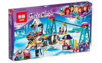 """Конструктор Girls Club """"Горнолыжный курорт. Подъёмник"""""""