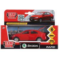 "Модель машины ""Skoda Rapid"" (арт. SB-18-22-SR-N(R)-WB)"