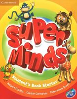 Super Minds: Students Book Starter (+ DVD)