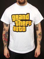 """Футболка """"GTA - Logo"""" (размер - L)"""