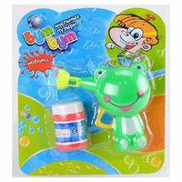 """Игрушка для выдувания мыльных пузырей """"Лягушка"""""""