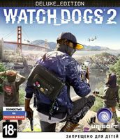 Цифровой ключ Watch_Dogs 2. Deluxe Edition (PC)