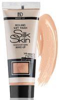 """Тональный крем для лица """"Silk Skin"""" тон: 203"""