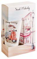 """Подарочный набор """"Lady Courage"""" (гель для душа, крем)"""