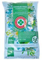 Грунт для выращивания цветочно-декоративных культур (2,5 л)