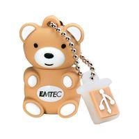 USB Flash Drive 8Gb Emtec M311 Teddy EKMMD8GM311 USB 2.0