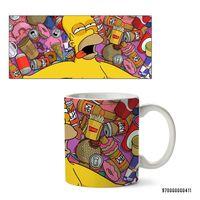 """Кружка """"Симпсоны. Гомер"""""""