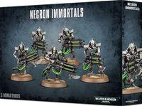 Warhammer 40.000. Necrons. Immortals (49-10)