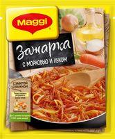 """Приправа """"Maggi. Зажарка с морковью и луком"""" (60 г)"""