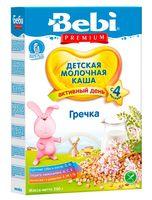 """Детская каша Bebi Premium """"Гречка"""" (200 г)"""