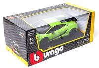 "Модель машины ""Bburago. Lamborghini Gallardo Superleggera"" (масштаб: 1/24)"