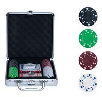Набор для покера (100 фишек; арт. bez100)