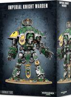 Warhammer 40.000. Imperial Knight. Warden (54-12)