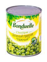 """Горошек зеленый """"Bonduelle. Нежный"""" (800 г)"""
