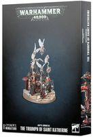 Warhammer 40.000. Adepta Sororitas. The Triumph of Saint Katherine (52-24)