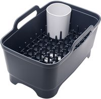 Набор для мытья и сушки посуды (серый)