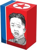"""Коробочка для карт """"Grumpy Kim"""" (100 карт)"""