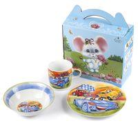 Набор для завтрака (3 предмета; арт. LX-3PCS-C360)