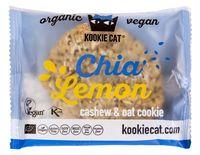"""Печенье """"Kookie Cat. Семена чиа и лимон"""" (50 г)"""