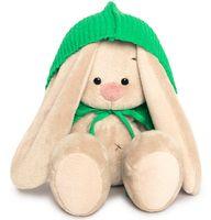 """Мягкая игрушка """"Зайка Ми в зелёном пончо"""" (15 см)"""