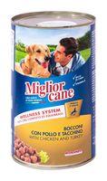 """Консервы для собак """"Cane"""" (1,25 кг; курица и индейка)"""