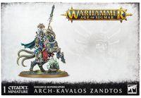 Warhammer Age of Sigmar. Ossiarch Bonereapers. Arch-Kavalos Zandtos (94-30)