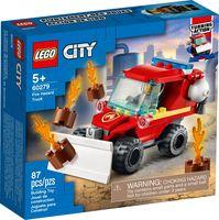 """LEGO City """"Пожарный автомобиль"""""""