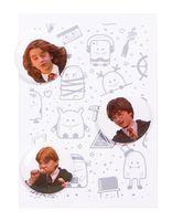 """Набор значков маленьких """"Гарри Поттер"""""""