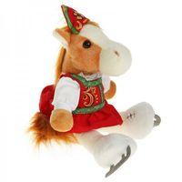 "Мягкая игрушка ""Коняшка-фигурист"" (24 см)"